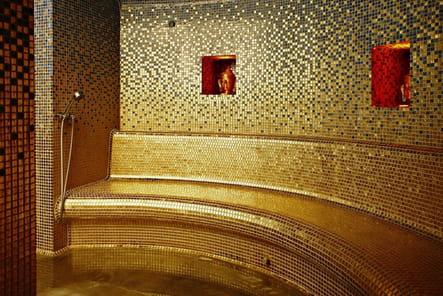 Les plus beaux hôtels de Budapest : le spa du Buddha-Bar Hôtel