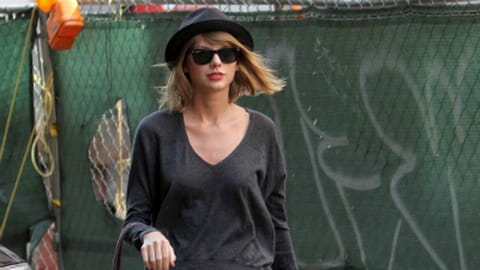 Look du jour : Taylor Swift