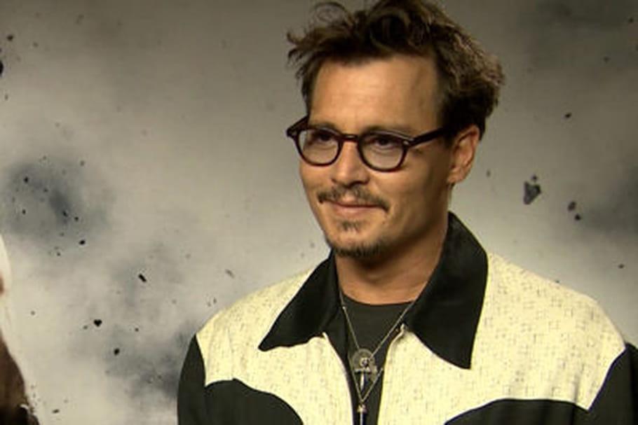 Johnny Depp : rencontre avec le héros de Lone Ranger
