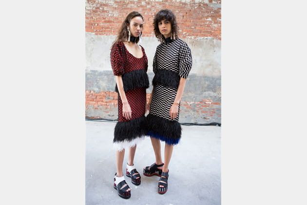 Proenza Schouler (Backstage) - photo 2