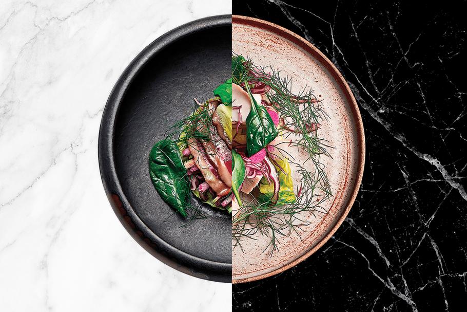 Salade Brutus vs Salade César: Pierre Sang au combat