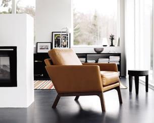 cuir vintage. Black Bedroom Furniture Sets. Home Design Ideas