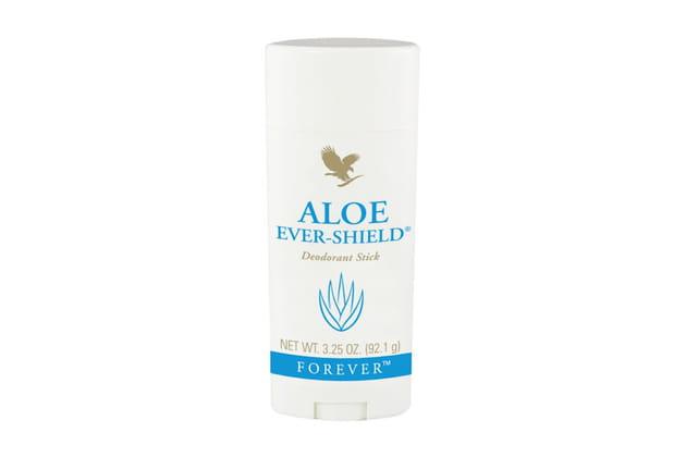 Le déodorant au gel d'aloès de Forever Living