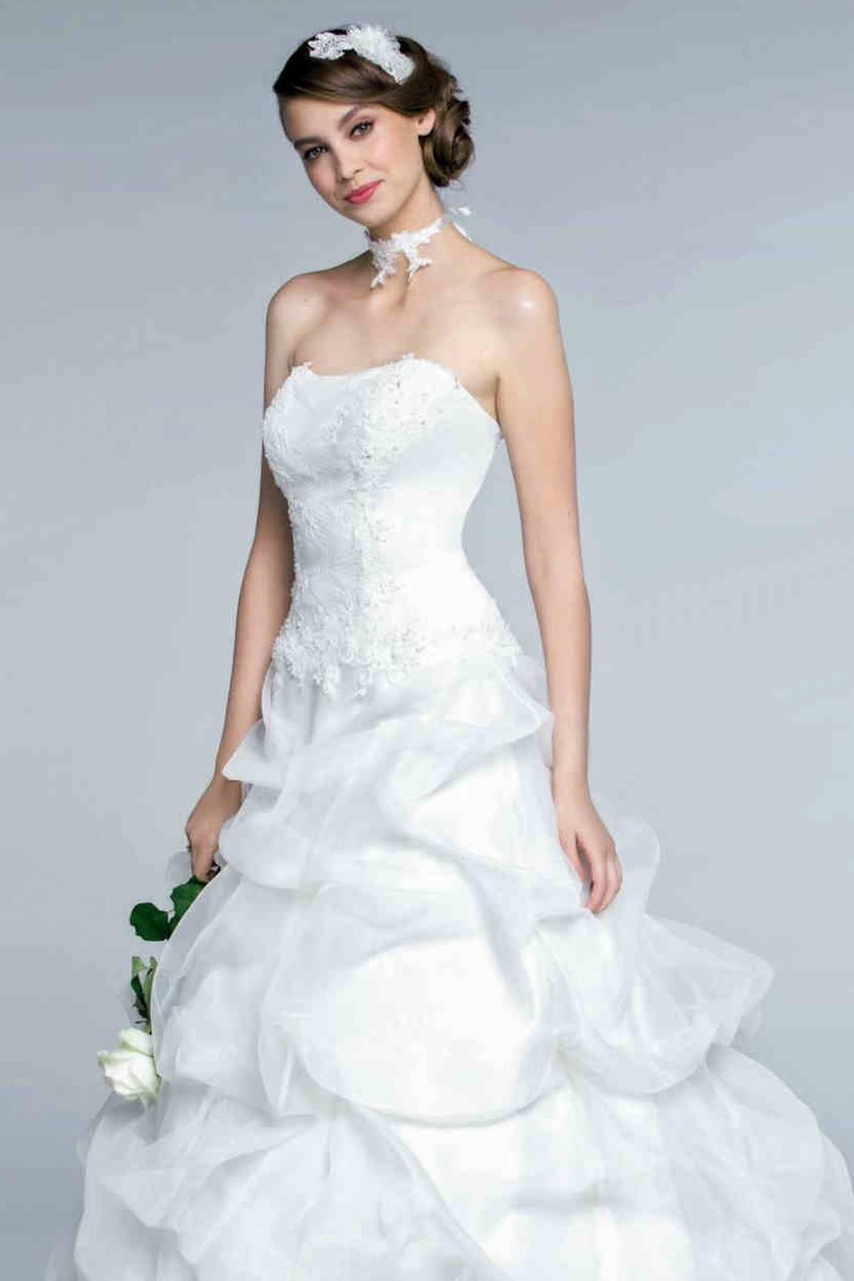 Robe de mari e rembl me for Robes de mariage en consignation ct