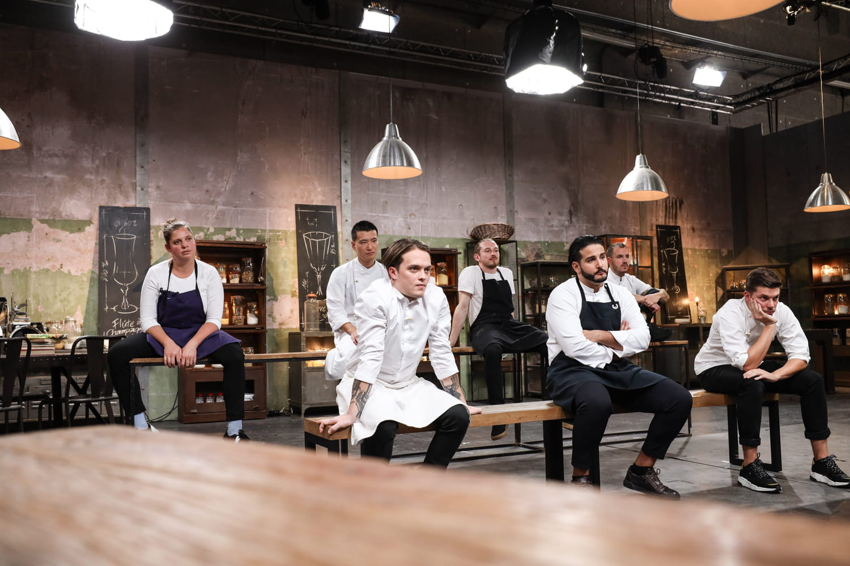 Où sont logés les candidats de Top Chef?