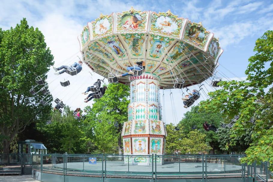 Le Jardin D Acclimatation Un Parc D Attractions Familial