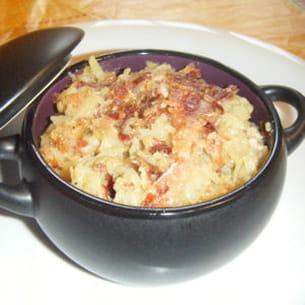 roïgebrageldi (pommes de terre marcaires)