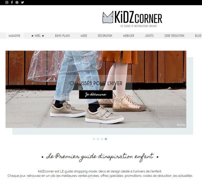Inspirationnel: kidZcorner
