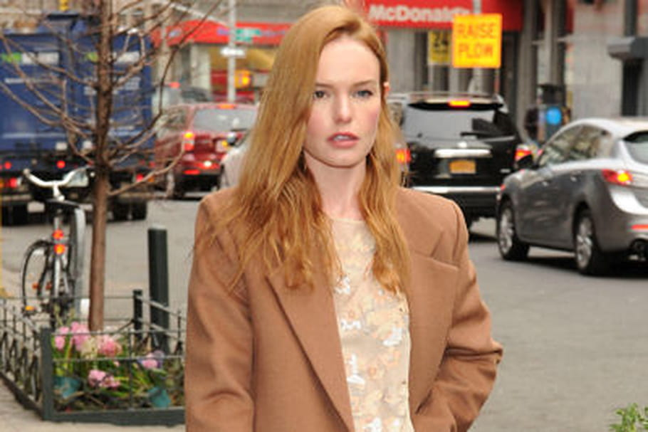Le look people du jour : Kate Bosworth