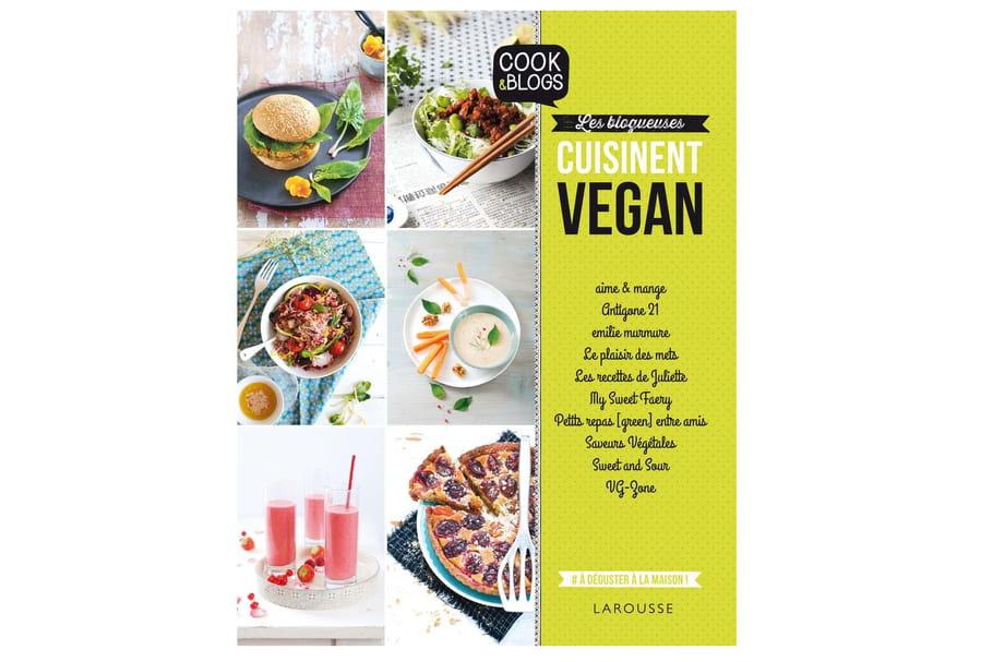 Concours Larousse Cuisine : remportez 10 livres de recettes vegan