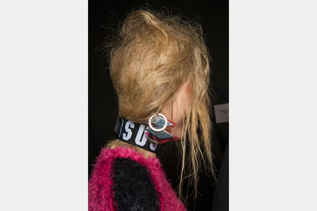 Versus Versace (Backstage) - photo 8