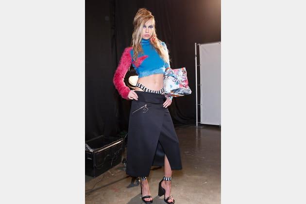 Versus Versace (Backstage) - photo 10