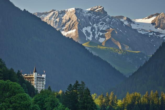 Hôtel***** Gstaad Palace