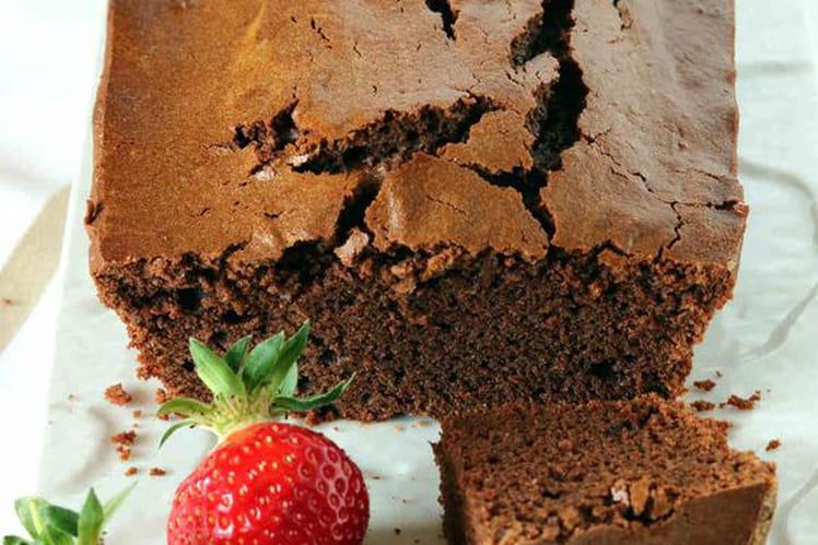Cake au double chocolat