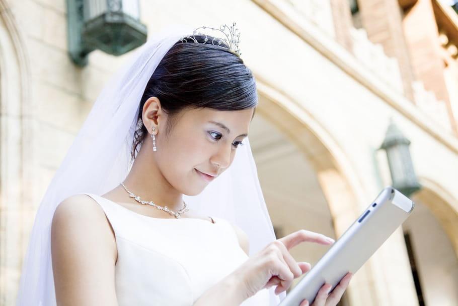 Un mariage 2.0pour s'unir connecté