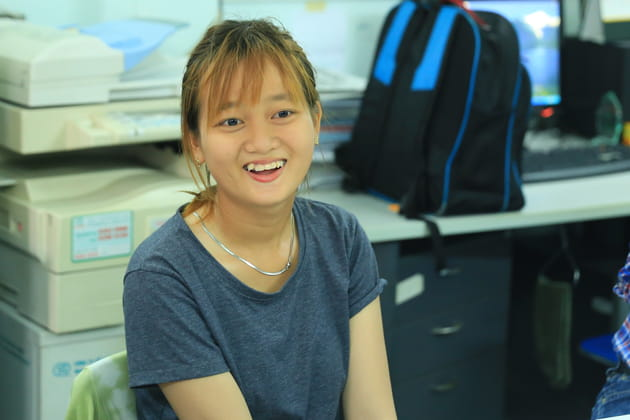 Dung, le sourire de l'espoir