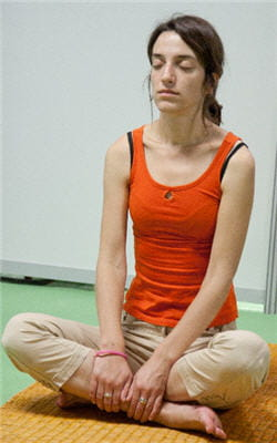 métro, boulot, à peine dodo : je m'imagine déjà en cours de yoga, zen, détendue