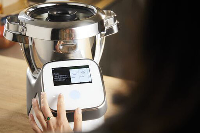 """Companion Moulinex: une alternative """"petit budget"""" aux autres robots?"""