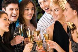 mieux vaut limiter sa consommation d'alcool uniquement aux occasions.