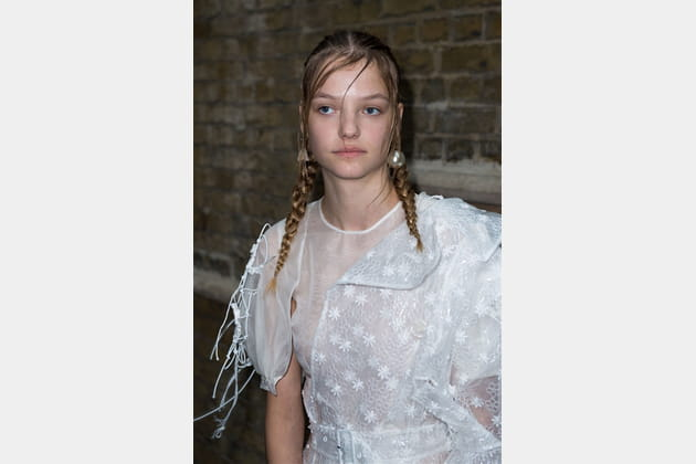 Simone Rocha (Backstage) - photo 4
