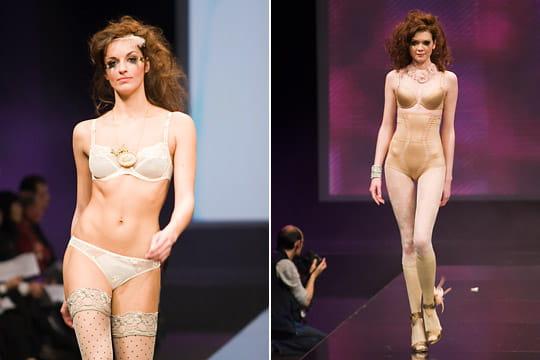 Ensembles lingerie Conturelle et Lisca