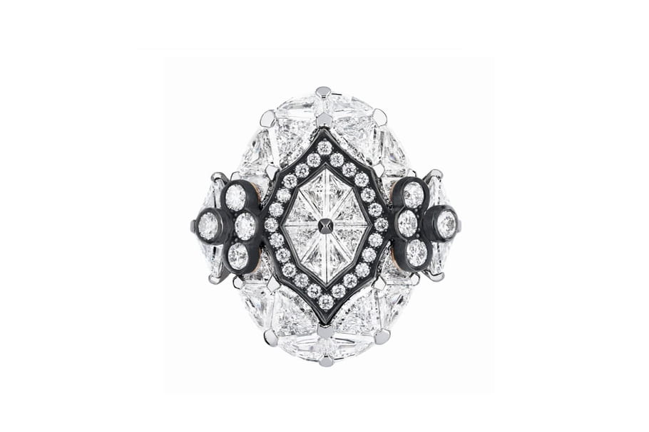 Dior à Versailles, la collection de haute joaillerie magistrale