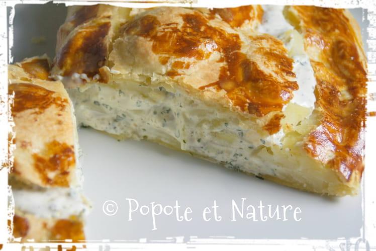 Le pâté de pommes de terre Limousin