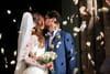 Thomas Hollande et Emilie Broussouloux: vive les mariés! [PHOTOS]