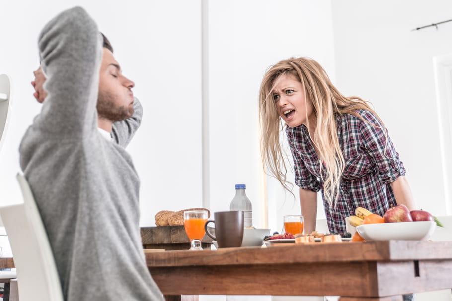 Un VEGAN dans le couple: alimentation, régimes et crises conjugales