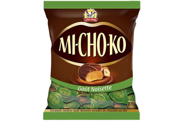 Les Michoko goût Noisette