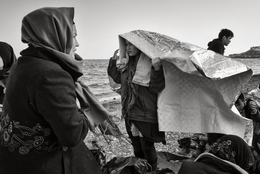 """Journée internationale des migrants: """"Les femmes ont besoin de soins psychologiques"""""""