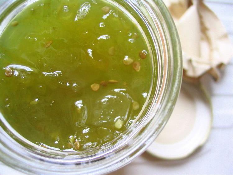 Recette de confiture de tomates vertes orange et citron la recette facile - Cuisiner des tomates vertes ...