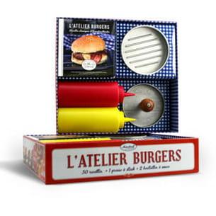 coffret l'atelier du burger de big fernand