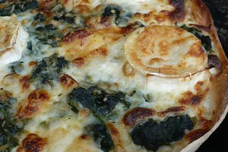 Pizza à la tetragone cornue