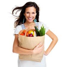 une alimentation saine et équilibrée aide à maigrir