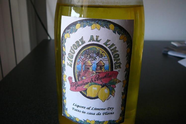 Liqueur Limoncello