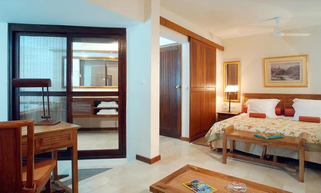 Une chambre Luxe au Saint-Alexis