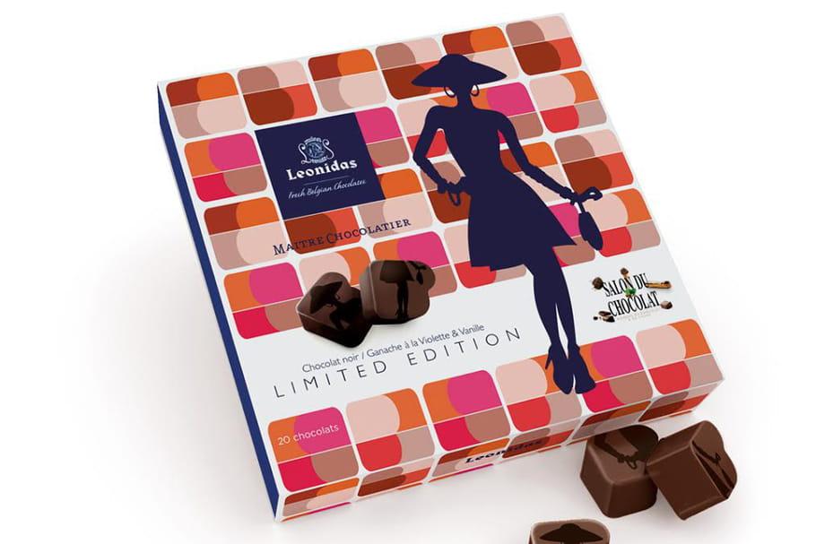 Leonidas dévoile ses créations exclusives au Salon du chocolat 2016