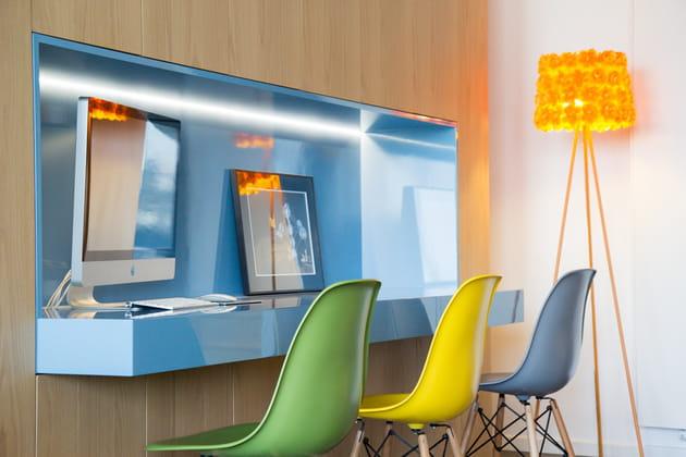 Un bureau au design épuré
