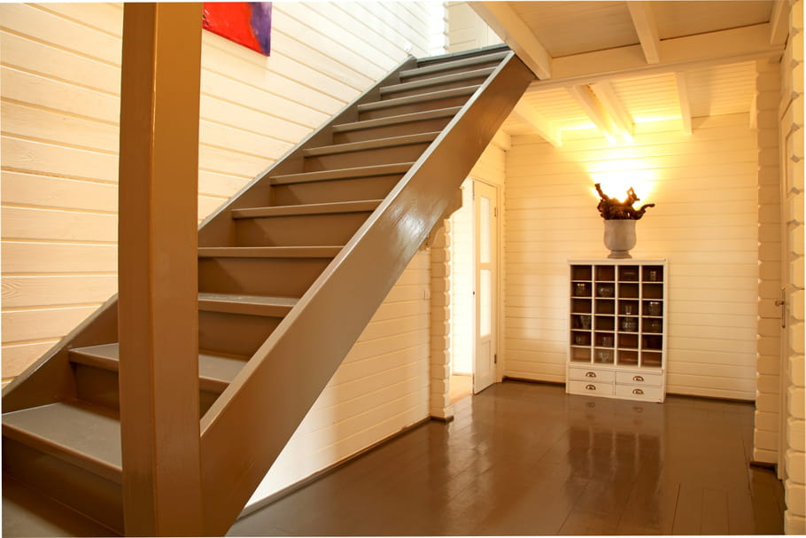 Créer une trémie d'escalier