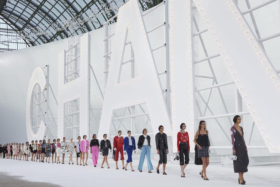 Chanel printemps-été 2021: moteur, action!