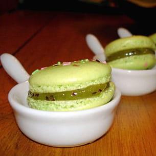 macarons kiwi-banane