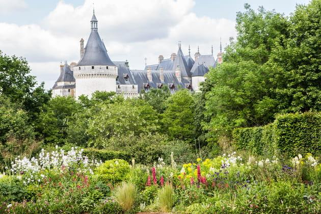 Un château dans un écrin de nature
