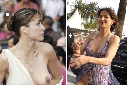 Accidents vestimentaires à Cannes