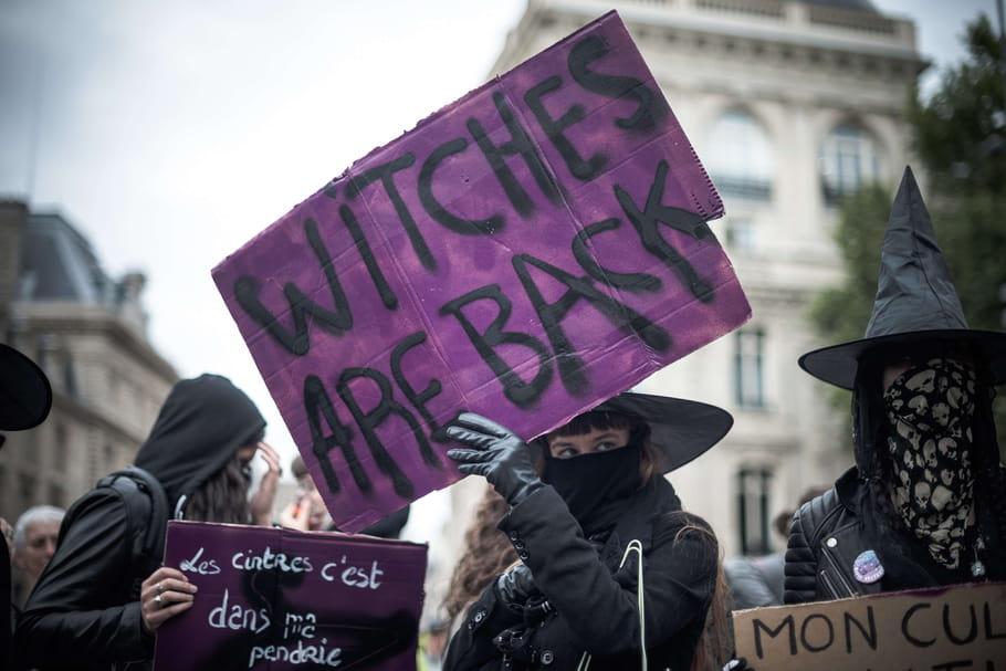 La sorcière, icône féministe des temps modernes