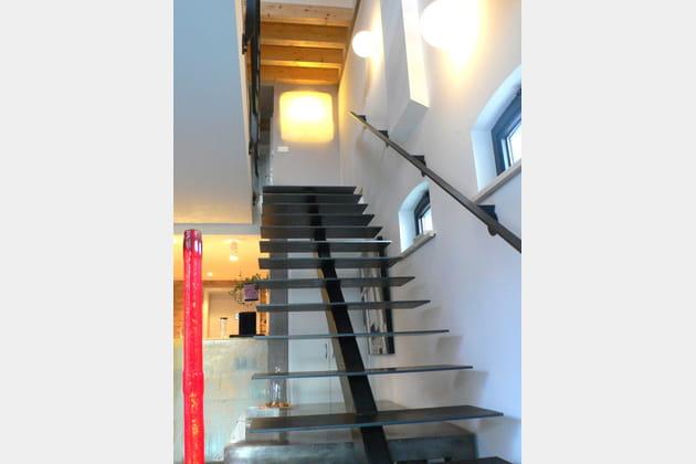 Escalier léger