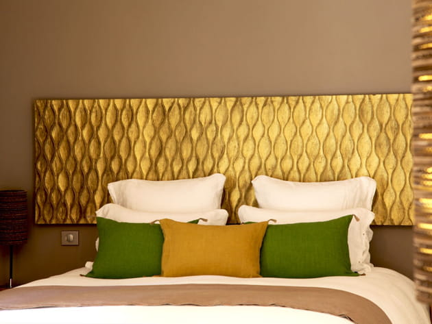 Tête de lit indienne