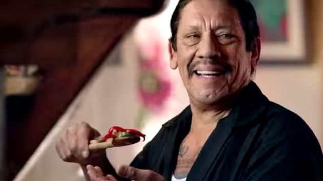 Danny Trejo cuisine avec Old El Paso