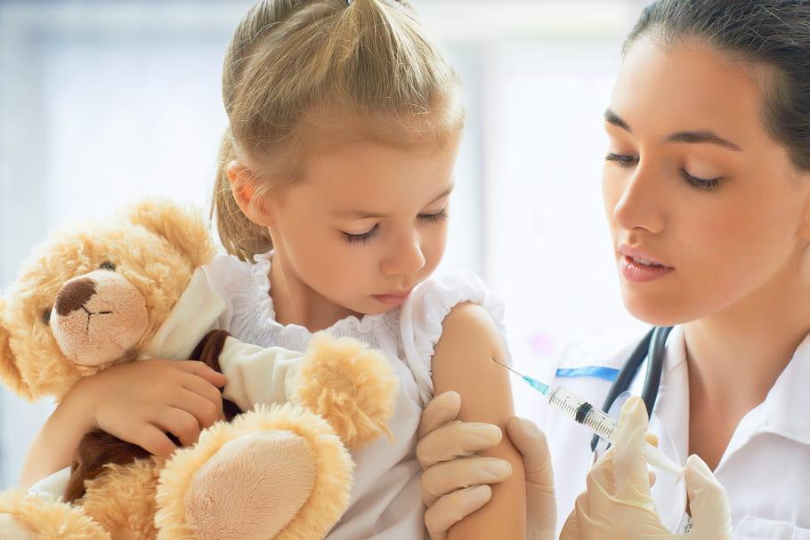 Le calendrier vaccinal 2019des enfants et adultes