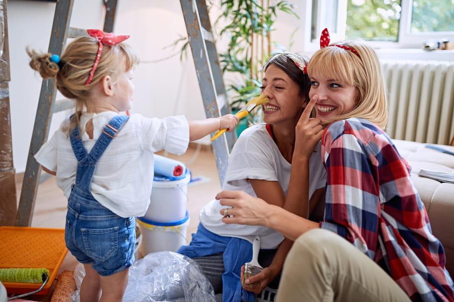 Famille homoparentale: chiffres, législation, adoption, conseils